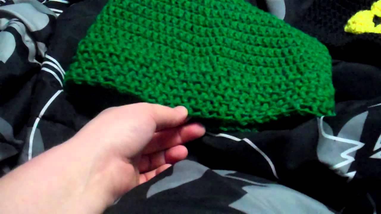 Crochet Geek - Crochet Legend of Zelda Hats - YouTube