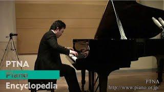 Beethoven, Ludwig van: 6 Menuette No.2 G-dur WoO.10 Pf.赤松林太郎