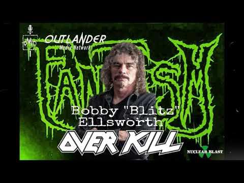 FANTASM: Bobby Blitz of OVERKILL Interview