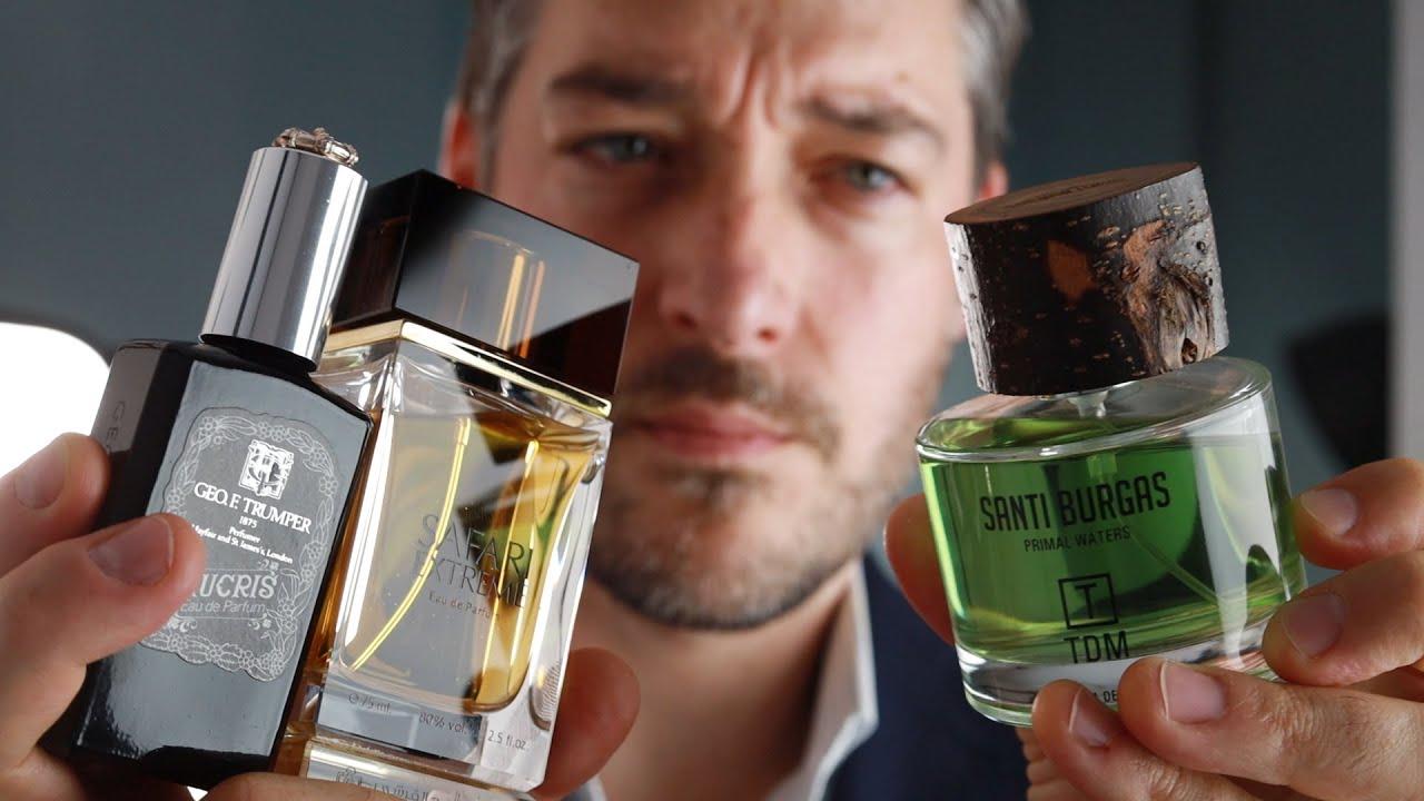 Estos 3 perfumes son joyas ocultas - Solo para conocedores