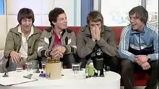 Arctic Monkeys on Soccer am (9thSept06) PART2