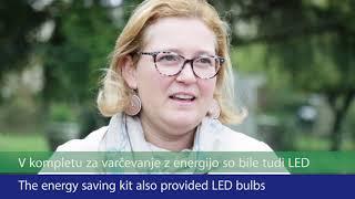 ENERGY CARE ambassadors - Energy efficiency