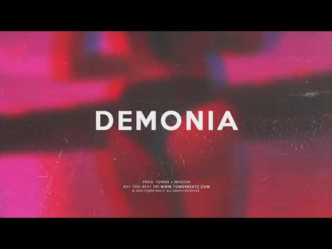 D E M O N I A – Bad Bunny Type Beat – Emotional Trap Beat (Prod. Tower x Marzen)