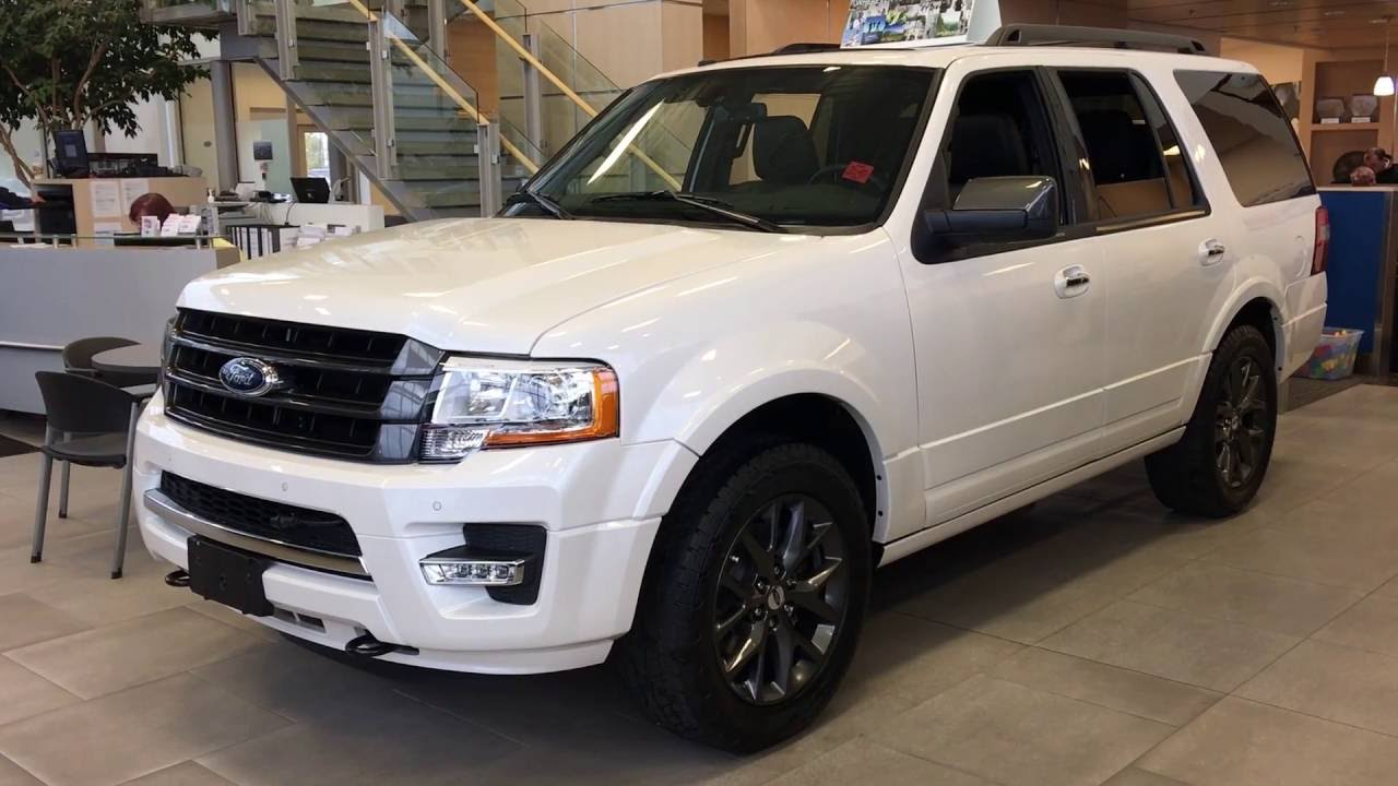 Overview 2017 ford expedition limited edmonton ab