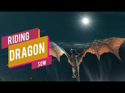 Middle-earth: Shadow of War | Riding Dragon (GTX 750Ti) |