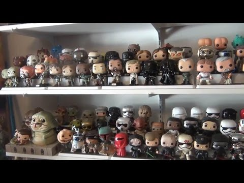 Funko Pop Star Wars Collection Update (Collection Update Part 1)
