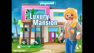PLAYMOBIL Luxury Mansion - Gameplay IOS & Android