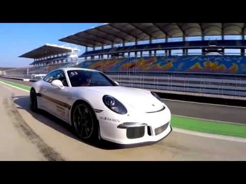 Porsche Driving Center Istanbul | Media Session | March 2015