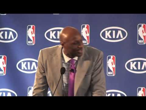 Lamar Odom wins Sixth Man award