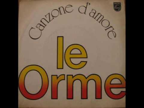 Le Orme - Canzone d'amore - 1976