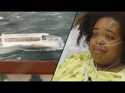 Mother Mourns 9 Family Members, Including Her 3 Children, Who Died on Duck Boat