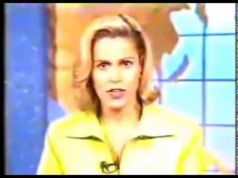 Assista à parte 1 do Jornal da Manchete de segunda-feira (07/10/1996)