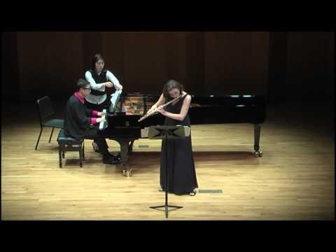 Max Meyer-Olbersleben, Fantaisiesonate op. 17, Andrea Lieberknecht, JungJae Moon