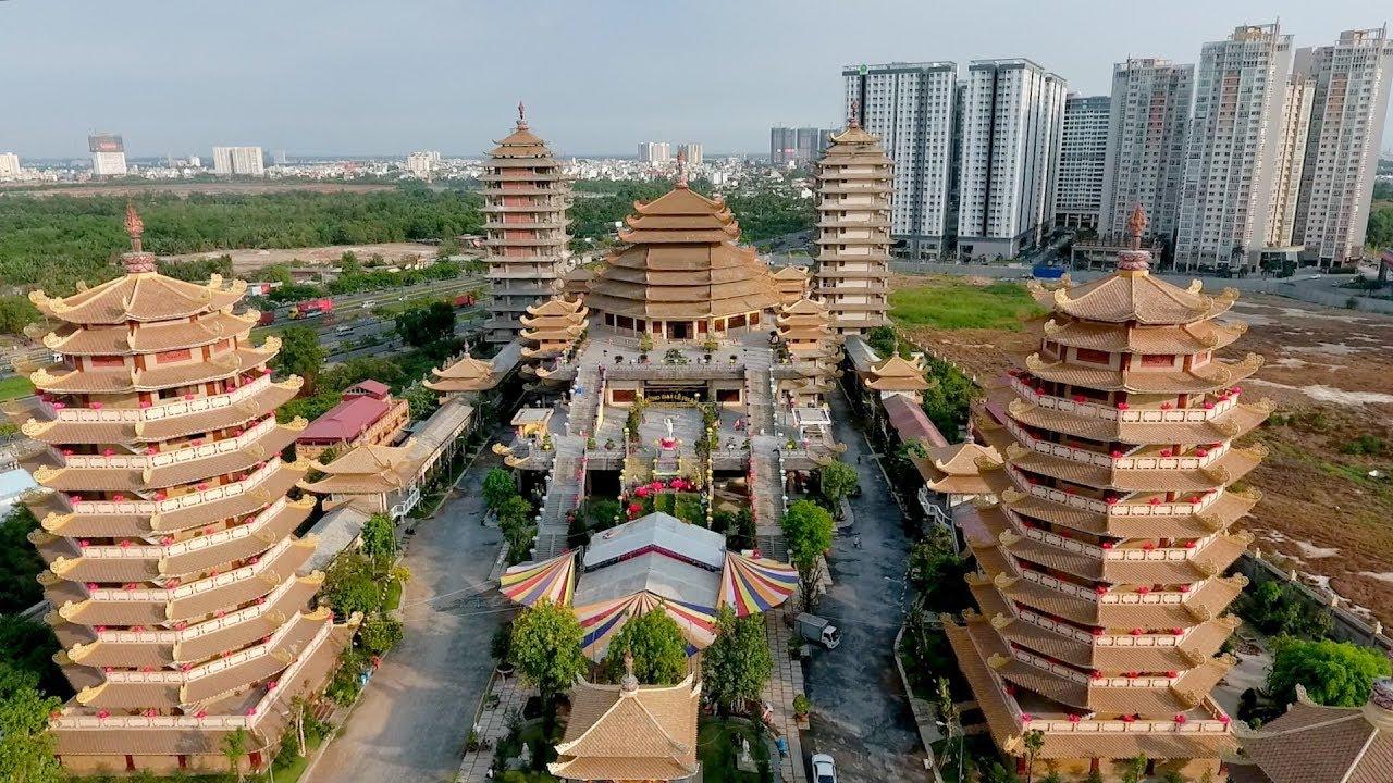 Pháp Viện Minh Đăng Quang – Quận 2 , TP HCM