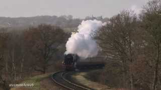 Severn Valley Railway: Santa Specials 061214