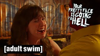 Your Pretty Face Is Going To Hell | Liebe gewinnt | Adult Swim