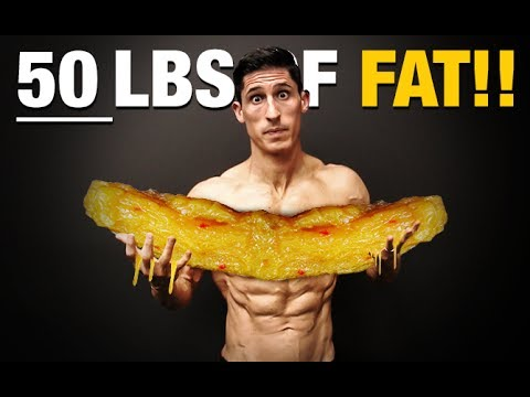 How to Lose Weight Forever (UP TO 50 LBS FAT!)