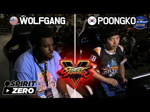 유일한 블랑카(Poongko vs WolfGang)  [Abigail vs Blanka] Street Fighter 5 CEO CPT SpiritZero