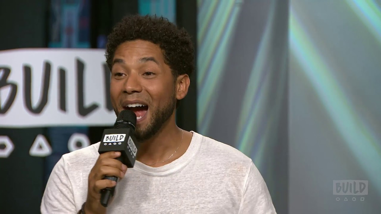 """Download Jussie Smollett Shares Details About His """"Empire"""" Audition"""