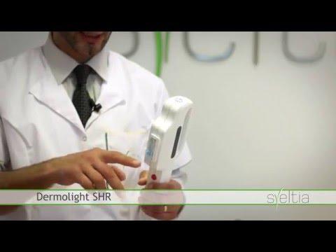 DermoLight SHR: la Depilación Permanente de Sveltia