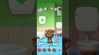 MY TALKING TOM 2- iOS- Level 10- Gameplay #2- iPhone X