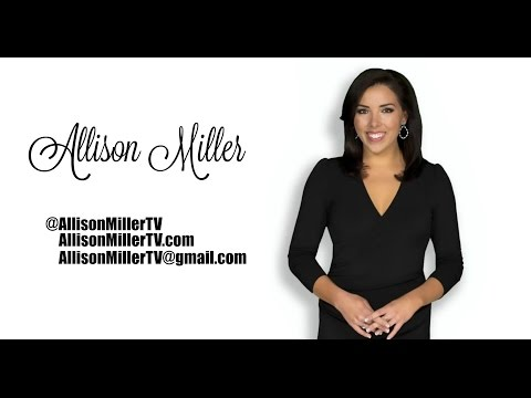 News Anchor | Weather | Combination Reel - Allison Miller