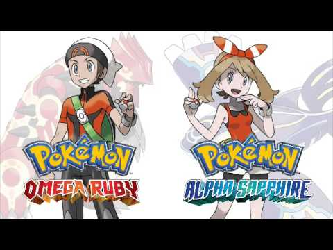 Pokemon Omega Ruby & Alpha Sapphire OST Sootopolis City Music
