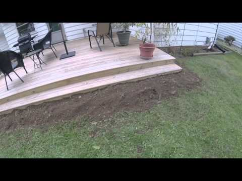 Animal Proof A Deck Youtube