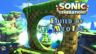 Sonic Generations Trailer Theme | Kele - Tenderoni (Instrumental)