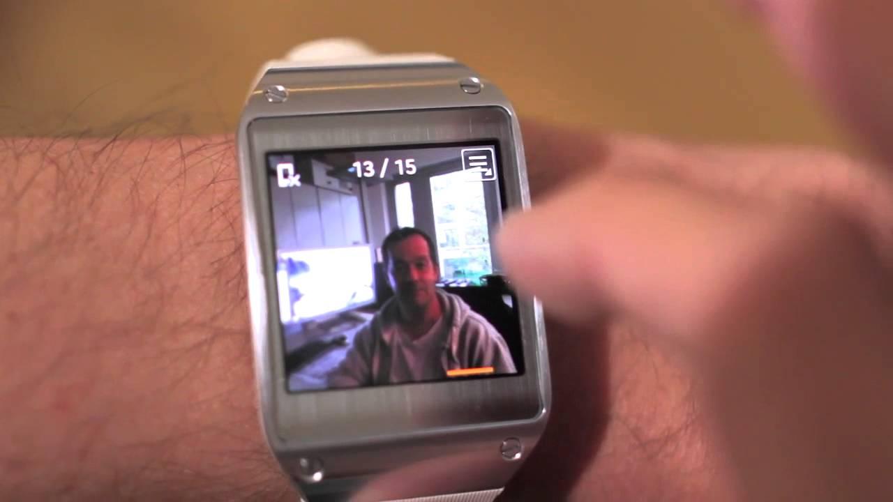 Smartwatch-Test: Galaxy Gear und Sony Smartwatch 2 Review ...