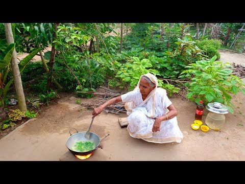 Grandma's Cooking Style at Home | Daily one of VEG food Recipe for Lunch Routine