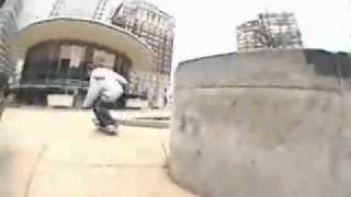 Josh Kalis - DC Skateboarding Video Part