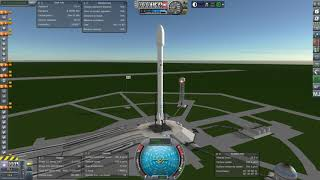 Kerbal Space Program RO Sandbox - kOS for RO launches - Basic Launch