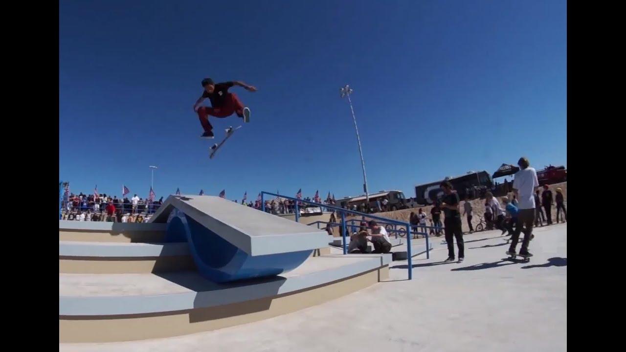 aa56f06c072f Rob Dyrdek Welcomes Best Skate Park in the World - YouTube