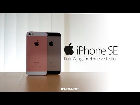 IPHONE SE —İNCELEMESİ [4,5K]