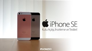 iPHONE SE — İNCELEMESİ [4,5K]