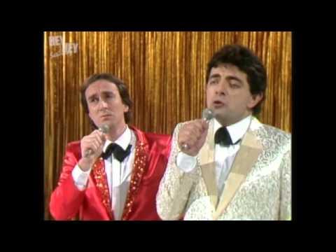 Rowan Atkinson & Angus Deayton, 1987