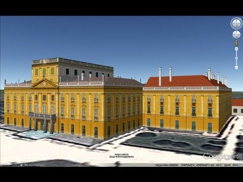 HISTORICAL PLACES OF HUNGARY IN GOOGLE EARTH PART ONE  ( 1/6 )