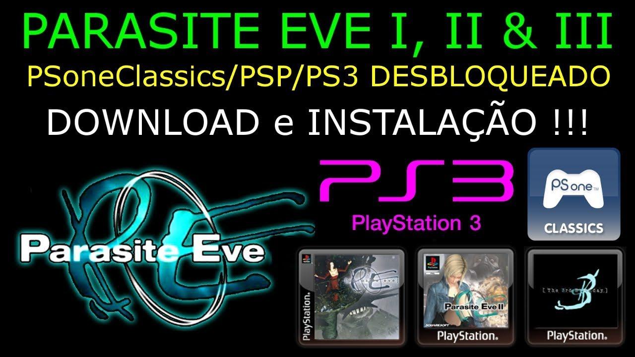 Parasite Eve 2 Eboot