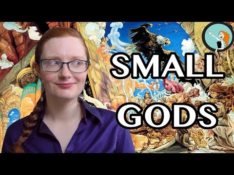 Small Gods | Discworld | Stuff You Like 151
