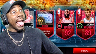 year of the rooster cny pack opening nba live mobile 16 gameplay ep 69