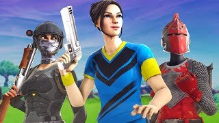 New Trio Scrims in Fortnite