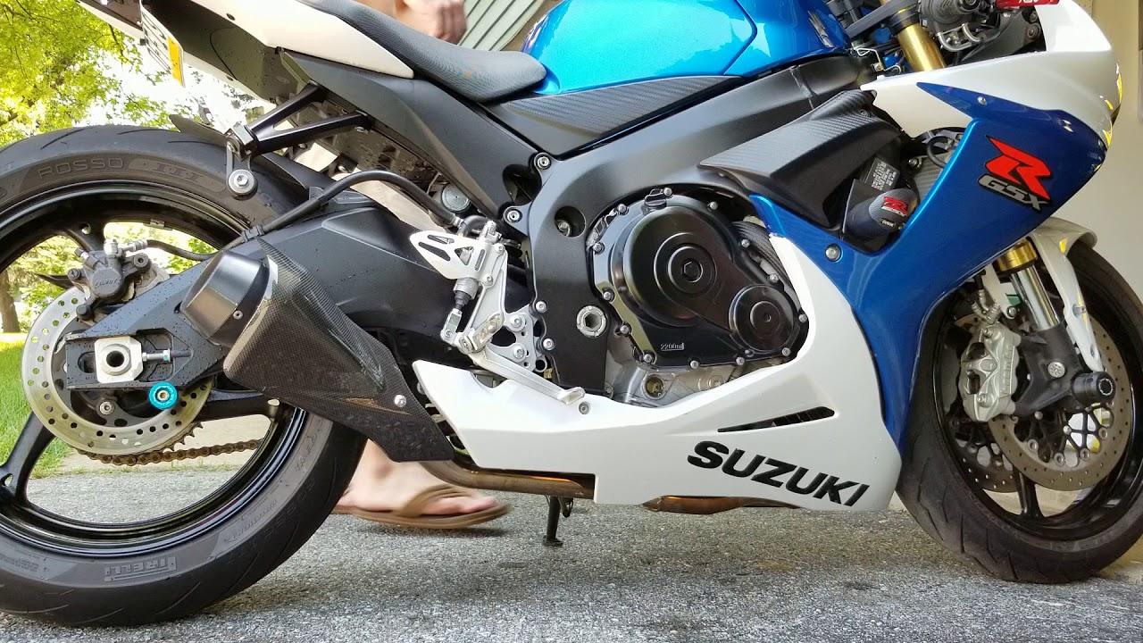 2014 gsxr 750 full exhaust