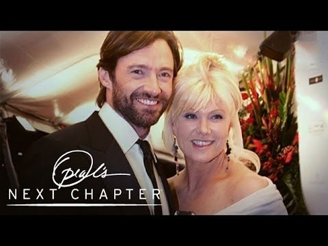 What It's Like Being Married to Hugh Jackman  | Oprah's Next Chapter | Oprah Winfrey Network