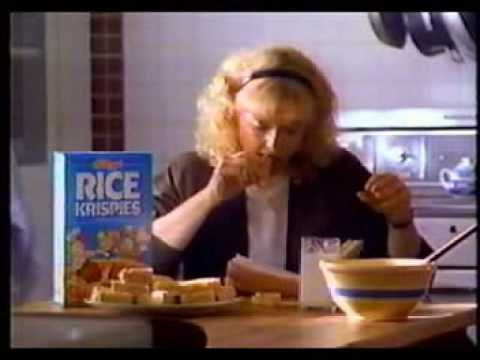 Rice krispies Treats commercial - YouTube