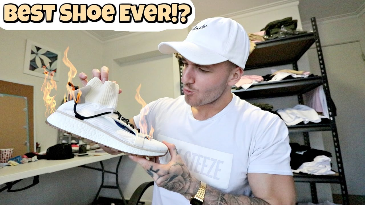 066dde594 Alexander Wang x Adidas Run Unboxing!