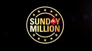 Sunday Million 29/3/15 - Online Poker Show | PokerStars