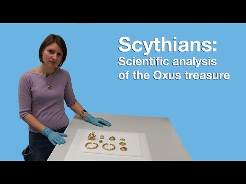 Scythians: scientific analysis of the Oxus treasure