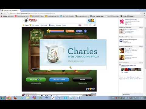 Pool Live Tour Charles Hack(Play In Any Level)