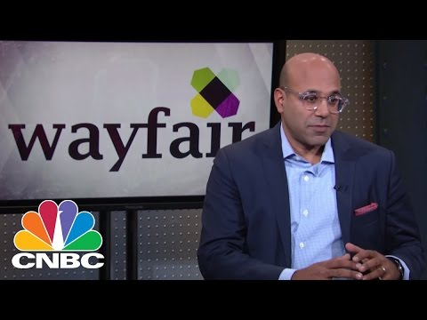 Wayfair CEO: Furniture At Your Door | Mad Money | CNBC